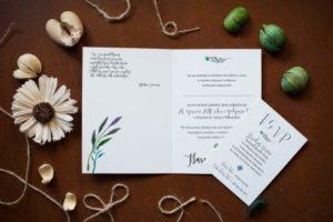 przykład zaproszenia na ślub